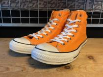 converse ALL STAR LOCALIZE HI (オレンジ) USED