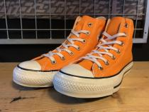 converse ALL STAR LOCALIZE HI (オレンジ) 新品