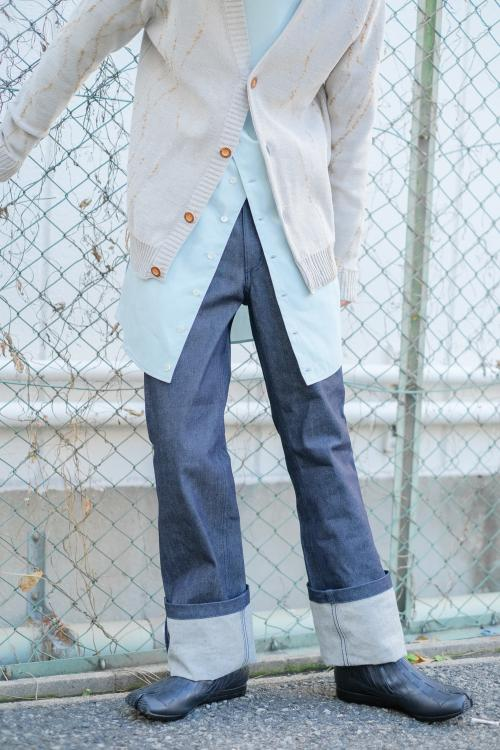 LITTLEBIG ・Bootcut Denim写真