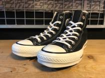 converse ALL STAR J HI (ブラック) USED