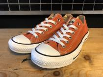 converse ALL STAR OX (ラスト) USED