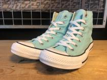 converse ALL STAR HI (ミント) USED