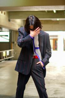 LITTLEBIG 21SS ・Removable Stripe Single Jacket