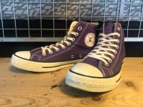 converse ATHLETIC-C HI (パープル) USED