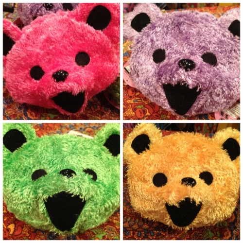GD BEAR FUNNY PURSE写真