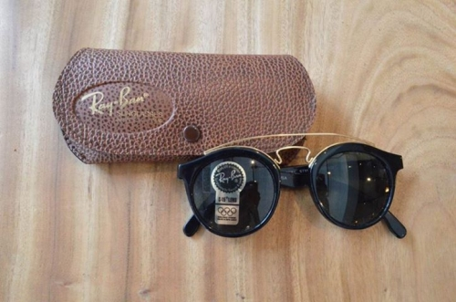 Vintage Ray-Ban GATSBY STYLE4  B&Lボシュロム社製写真