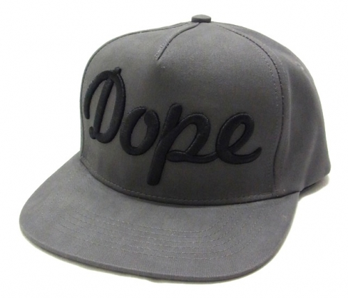 【DOPE by Stampd】Grey Dope Hat ¥10,290写真