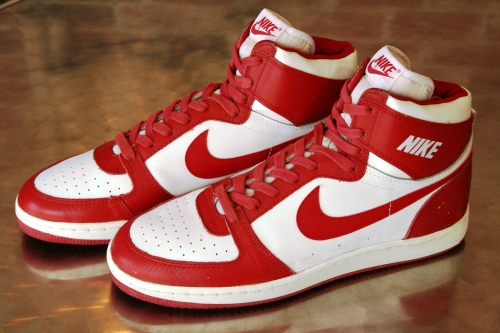 1986 NIKE TEAM CONVENTION size 11 写真