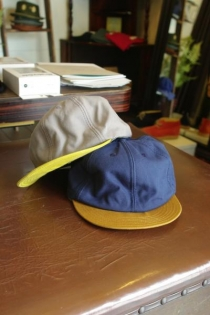 DECHO BALL CAP CANVAS BACKLE