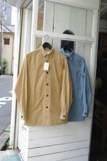 LAMOND SHIRT COAT