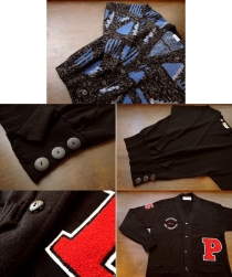 Black Knit Items ♪