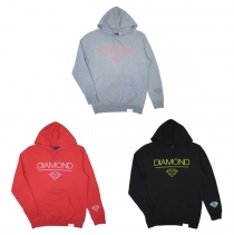 NEW SHIT / DIAMOND SUPPLY CO. / WHITE SPACE HOODIE / DMND SNAPBACK HAT / ROCK SNAPBACK HAT