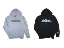 NEW SHIT / DIAMOND SUPPLY CO. / GIANT SCRIPT HOODIE / SUPPLY CO. RAGLAN TEE