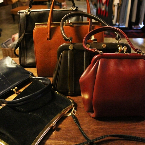 New Items just arrived in! (Vintage Bags)写真