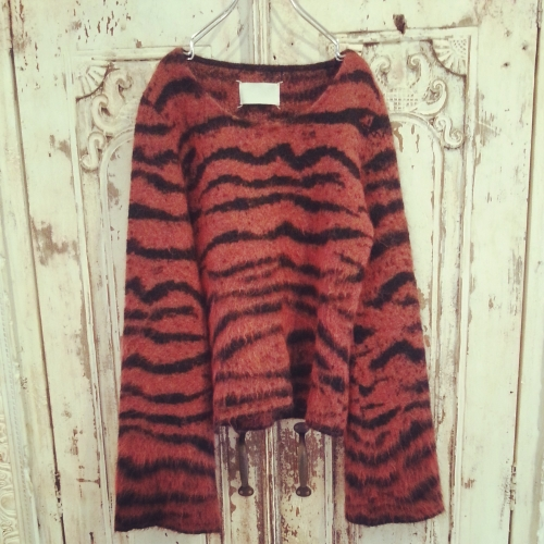 ladies' 【Martin Margiela   Collection Line Mohair Sweater】写真
