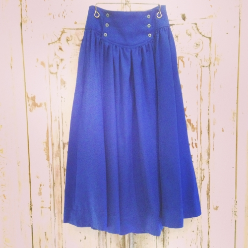 Ladies France design  gathers skirt 写真