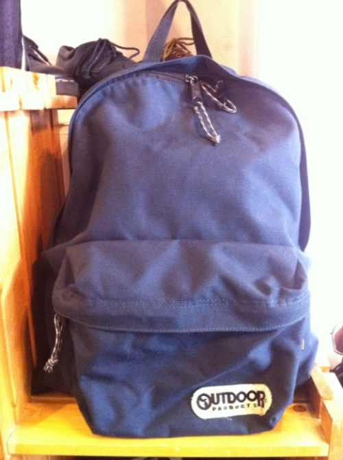 OUTDOOR PRODUCTS リュック (ネイビー) USED写真