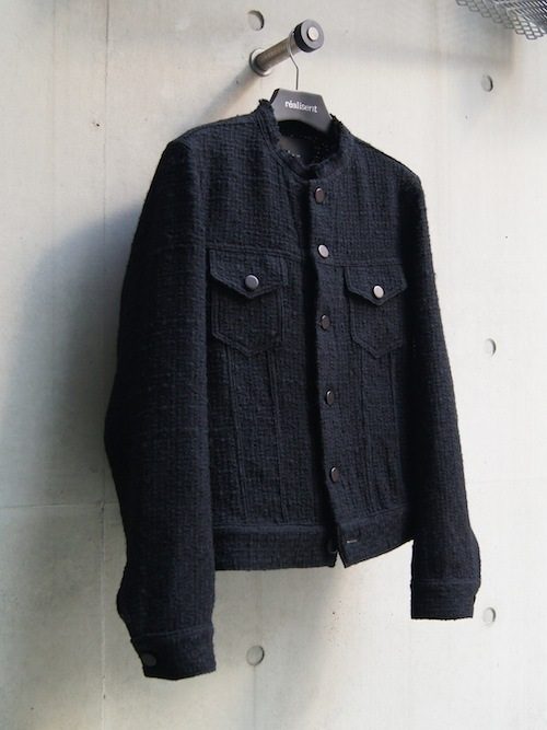 S'exprimer CHANEL TWEED BLOUSON写真