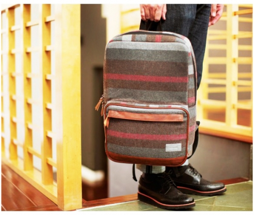 【HEX/ヘックス】WESTMORE ORGIN  BACKPACK バックパック・リュック・デイバッグ・PCバッグ パソコン写真