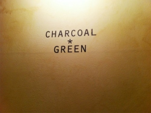 CHARCOAL*GREEN…ANOTHER STORY写真