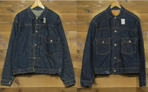 LEVI'S Vintage Denim Jacket厳選入荷!!写真