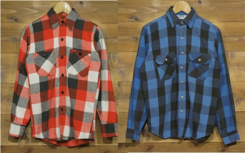 BIG MAC,FIVE BROTHERなどのOLD Flannnel Shirts厳選入荷!!写真
