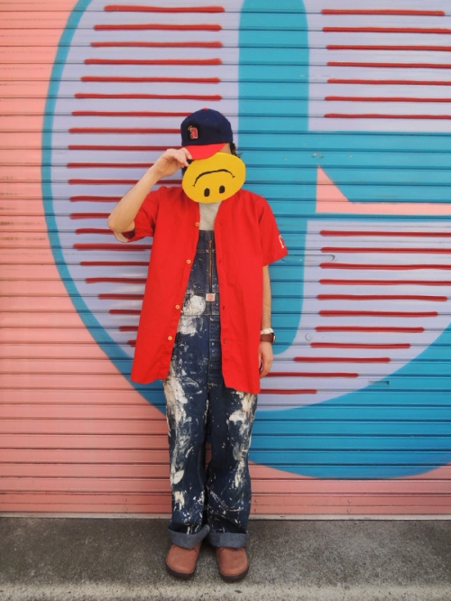 styling a smiley mask 05,04写真