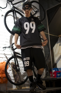 Back Channel FOOTBALL JERSEY ¥12,800+TAX