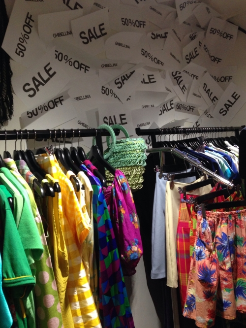 SUMMER CLOTHING  50%OFF  SALE 14日まで:)写真