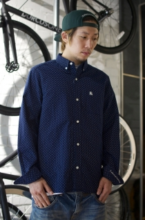 Back Channel OX B.D. SHIRT ¥16,800+TAX
