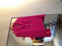 RalphLaurenShockingPinkTailroadJacket