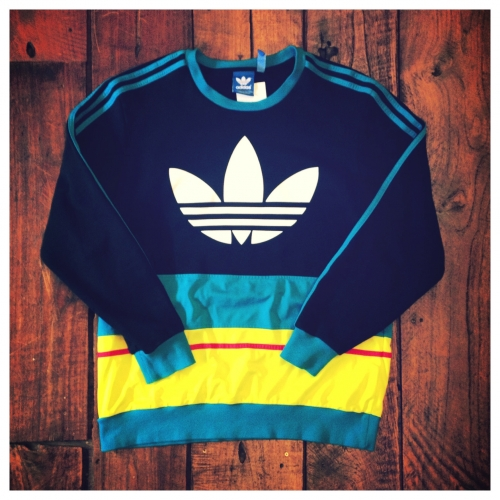 men's 【adidas 】 sweat写真