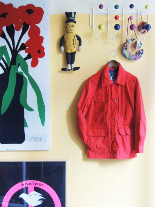 Because It's There moutain jacket - made in U.S.A写真