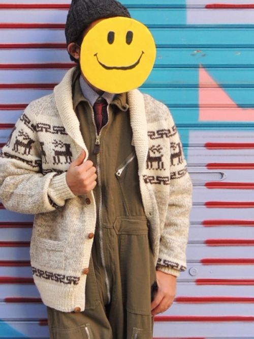 Styling a smiley mask 11,03 vol.2写真