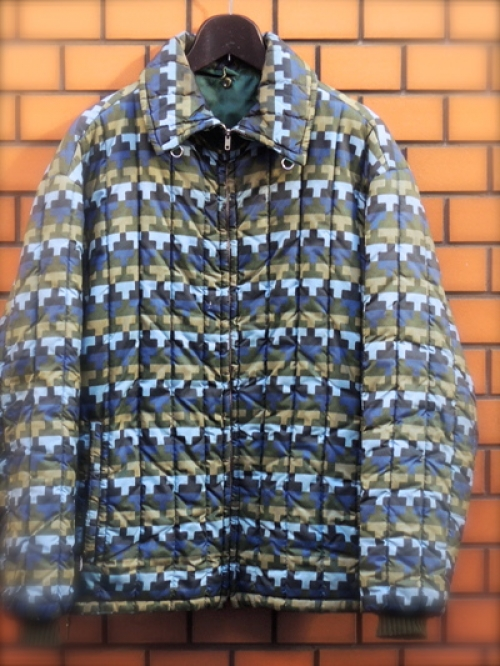 60's Whitestag reversible Quilting jacket写真