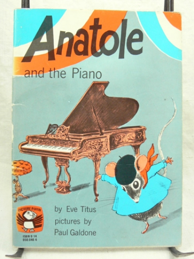 Anatole and the Piano写真