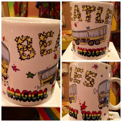 MAGICAL MYSTERY TOUR MUG 写真