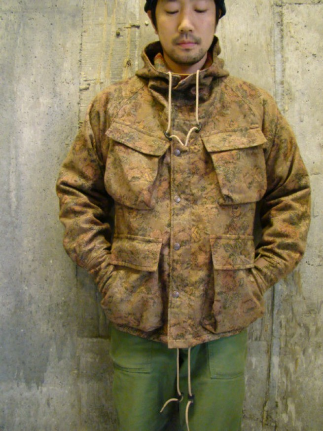 "|【VOO ヴォー】GOBELIN MOUTAIN PARKA""olive""写真"